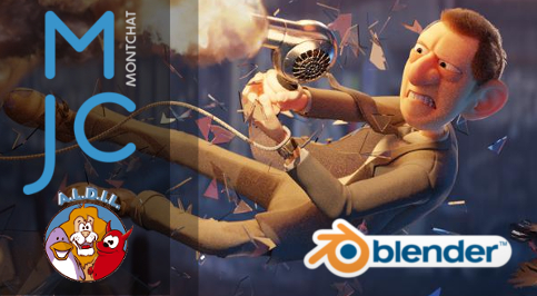 Blender - MJC Montchat - ALDIL