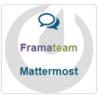 FramaTeam / Mattermost : Service de discussion en ligne